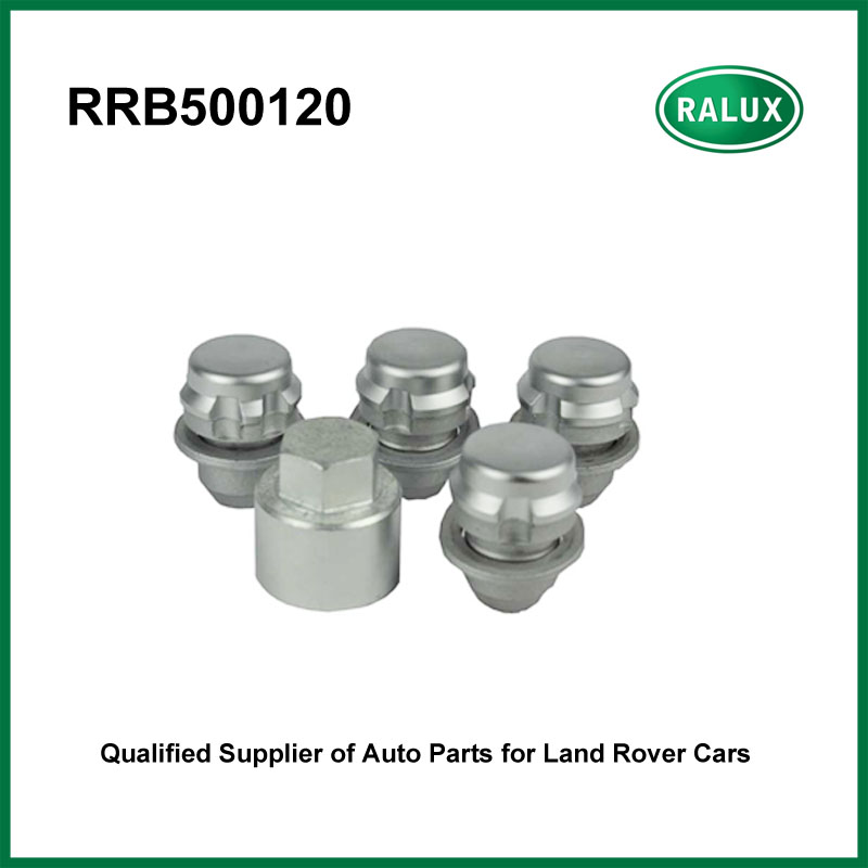 Auto locking <font><b>wheel</b></font> nuts set for Land Range Rover Sport LR3 LR4 Discovery <font><b>car</b></font> <font><b>wheel</b></font> <font><b>lock</b></font> kit RRB500120 LR043820 image
