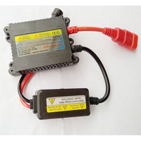 Free Shipping AC 12V 55W Super Slim Ballast 12 Month Warranty For HID XENON Headlight 2PCS