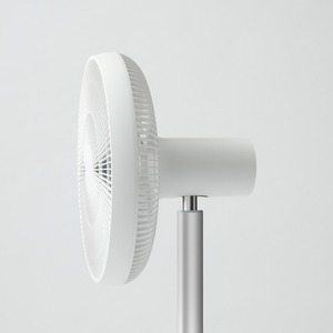 Image 3 - New XIAOMI MIJIA SMARTMI Standing Floor Fan 2 / 2S DC Pedestal Standing portable Fans rechargeable Air Conditioner Natural Wind