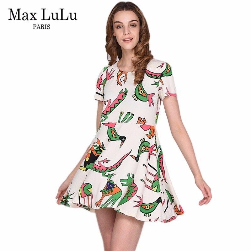 Marca Lulu Sexy Max 3d Multi Abbigliamento Lusso Dalla Del Vestido Signore Spiaggia Di Abiti Partito Delle Vestito Stampato Donne Estate Manica Corta Floreale 6xl rtdvdgnX