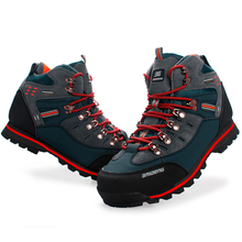 Men Shoes For boots,High-quality Autumn Winter, Imported Leather Breathable Outdoor Sports Men Boots Fashion Men shoes