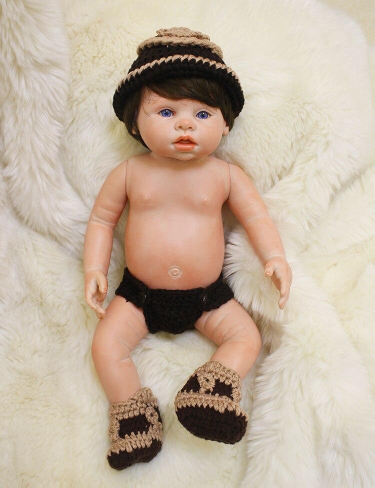 Reborn garçon fille bébé poupées 18
