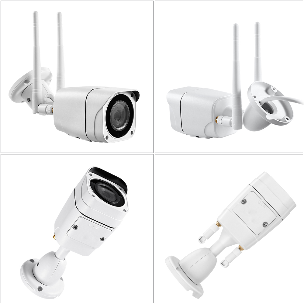 Image 5 - 3G 4G SIM Card Wireless IP Camera Outdoor 1080P Bullet Wifi Camera IR Night Vision Home Security Surveillance H.265 Format Cam-in Surveillance Cameras from Security & Protection