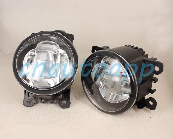 Custom Projector  Fog Light European Traffic Laws Fog Lamp For Peugeot  308 /307 /301 /207 /3007 /3008   One Set