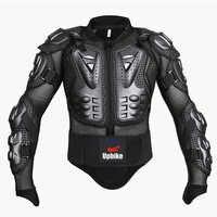 Upbike Moto Full body armatura di Protezione Giubbotti Motocross abbigliamento da corsa tuta Moto Equitazione protezioni tartaruga Giubbotti S-4XL