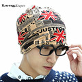 Classic Winter Hats for Women Men Unisex Beanies UK Flag Style Caps Skullies Beanies Warm Knit Hat Elasticity Wholesale Price