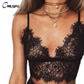 Exotic Bras Womens Sexy Black Lace Hollow Out Bras Ladies Night Sleepwear Costumes Exotic Sexy Lingerie Bras QZ1994