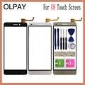 OLPAY 5 5 ''сенсорный экран для Oukitel U8 сенсорный экран дигитайзер панель передняя стеклянная линза сенсорные инструменты клей + салфетки