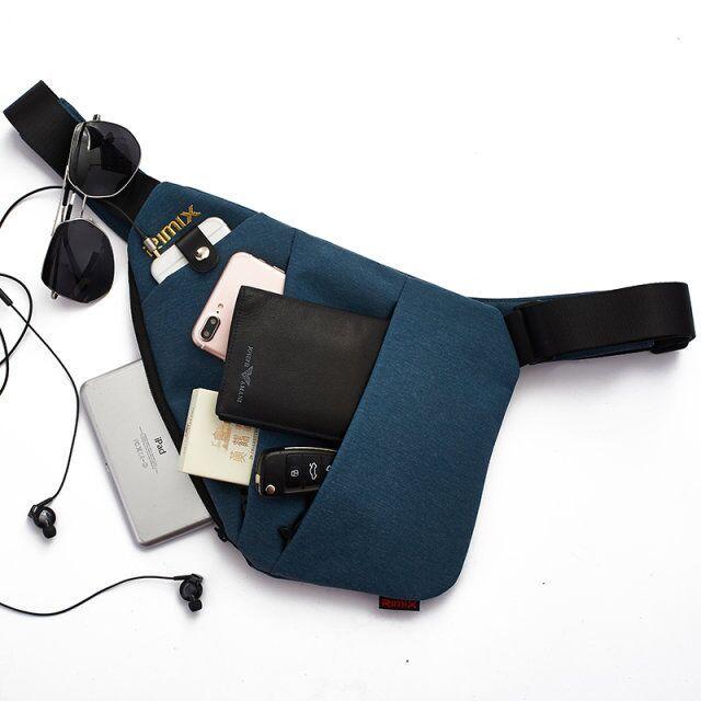 Anti-Theft NIID   RIMIX Cross Body Bag