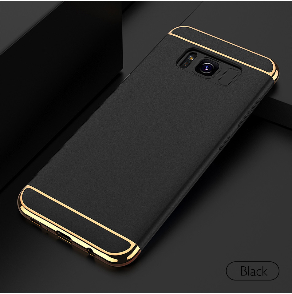 plating pc case for samsung s8 plus s7 edge (15)
