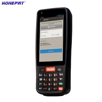 Portable Android Hand Held Mobile Pos Terminal with Printer 2D QR reader Support 4G Netwrok and Bluetooth WIFI GPS NFC