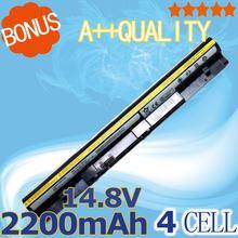 2200mAh Black font b Battery b font For Lenovo IdeaPad S300 S310 S400 S400u S405 S410