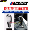 Для BMW X5 X6 E70 E71 F15 F16 левый руль углеродный автомобильный genneral чехол для рычага переключения передач X5 X6 F15 F16 крышка переключения передач A-Style