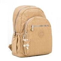 Japan style Nylon Middle School Students Mochila Escolar Popular Girls Boys Campus Backpack Book Bag Handle Rucksack Day Pack