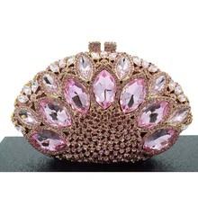 2016 frauen Diamante Diamant Kristall Tasche Kupplung Abendgesellschaft Metall Handtasche Patchwork Shinning Rare Hochzeit Verheiratet Tasche