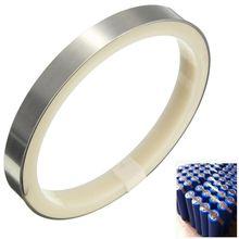 5 м/рулон 015 мм 012 чистый лист никеля для точечной сварки