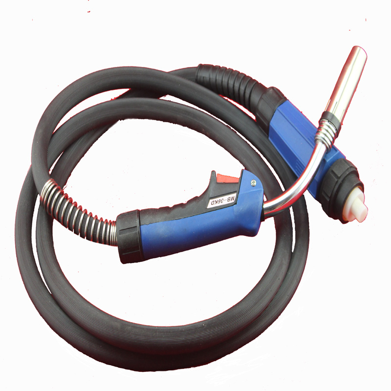 Welding accessories BINZEL 24KD CO2 MIG welding gun/welding torch for the MIG MAG MB NBC NB inverter DC welding  machine pulling bits washers twisted accessories for welding