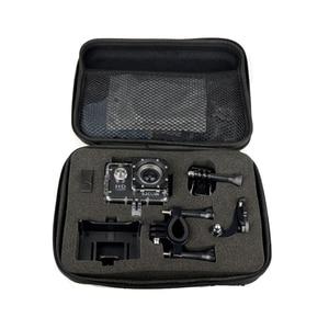 "Image 2 - נייד נסיעות אחסון מקרה אוסף תיבת מגן עבור GOPRO Hero 4 3 + יי פעולה מצלמה ש""י ספורט מצלמה אבזר"