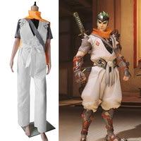 Free Shipping Cosplay Costume Young Genji Uniform Halloween Christmas Uniform Anime Party Custom made