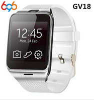 696 Aplus GV18 Bluetooth multi language Smart Watch Support Sim TF Card with 0.3MP camera for Android&iOS phone