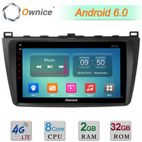Android 6 0 Octa Core 2GB RAM 32GB ROM C500 9 4G WIFI DAB Car DVD