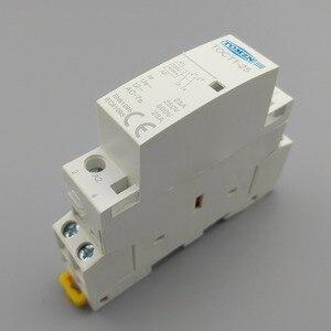 Image 3 - TOCT1 2P 25A 220V/230V 50/60HZ su guida Din Per Uso Domestico ac Modulare contattore 2NO 2NC o 1NO 1NC