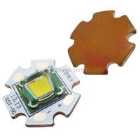 Luminus SST-90 30 W 2250LM Blanco Cálido 3000 K Blanco 5700 K 3.2-3.6 V 20 MM de Cobre PCB Led de Ahorro de energía Granos Ligeros Para DIY linterna