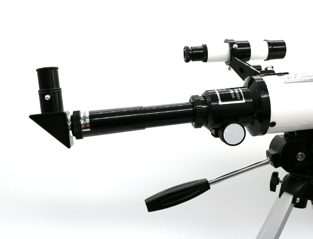telescópio astronômico espaço terrestre lua assistindo monocular telescópio