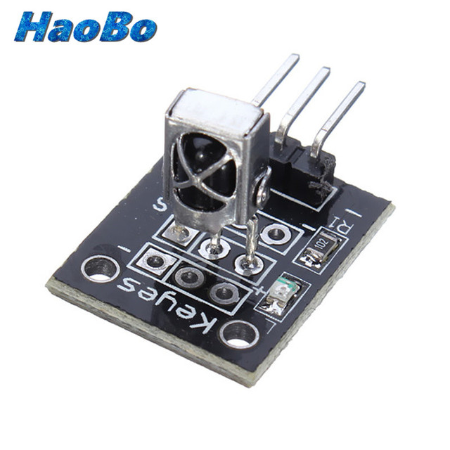 US $0 78 |KY 022 Infrared IR Sensor Receiver VS1838 1838 Infrared Remote  Control Receiving Module For ARDUINO-in Replacement Parts & Accessories  from