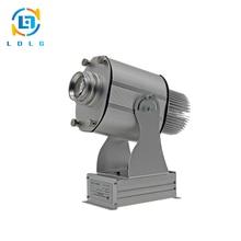 2016 Big Sale OUTDOOR Rotary 40W LED Image Projector Водонепроницаемый IP65 Реклама 4500 люмен проектор с 1шт одноцветный гобо