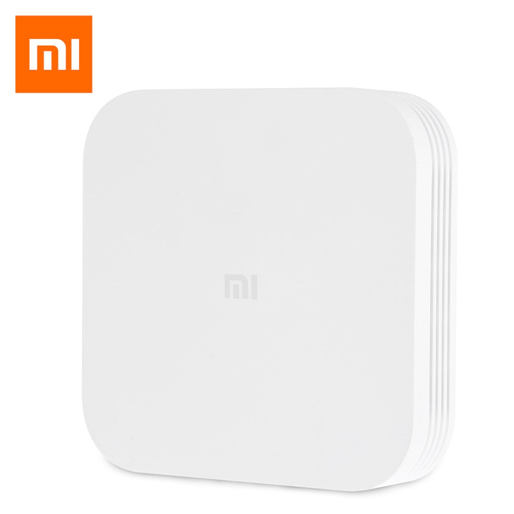 Xiaomi Mi TV Box Mi Box 3 Enhanced Pro 3S Smart 4K HD MiTV MiBox 3S 2G 8G Dual USB Support Miracast Airplay DLNA Android 5.1 xiaomi mi box 3s