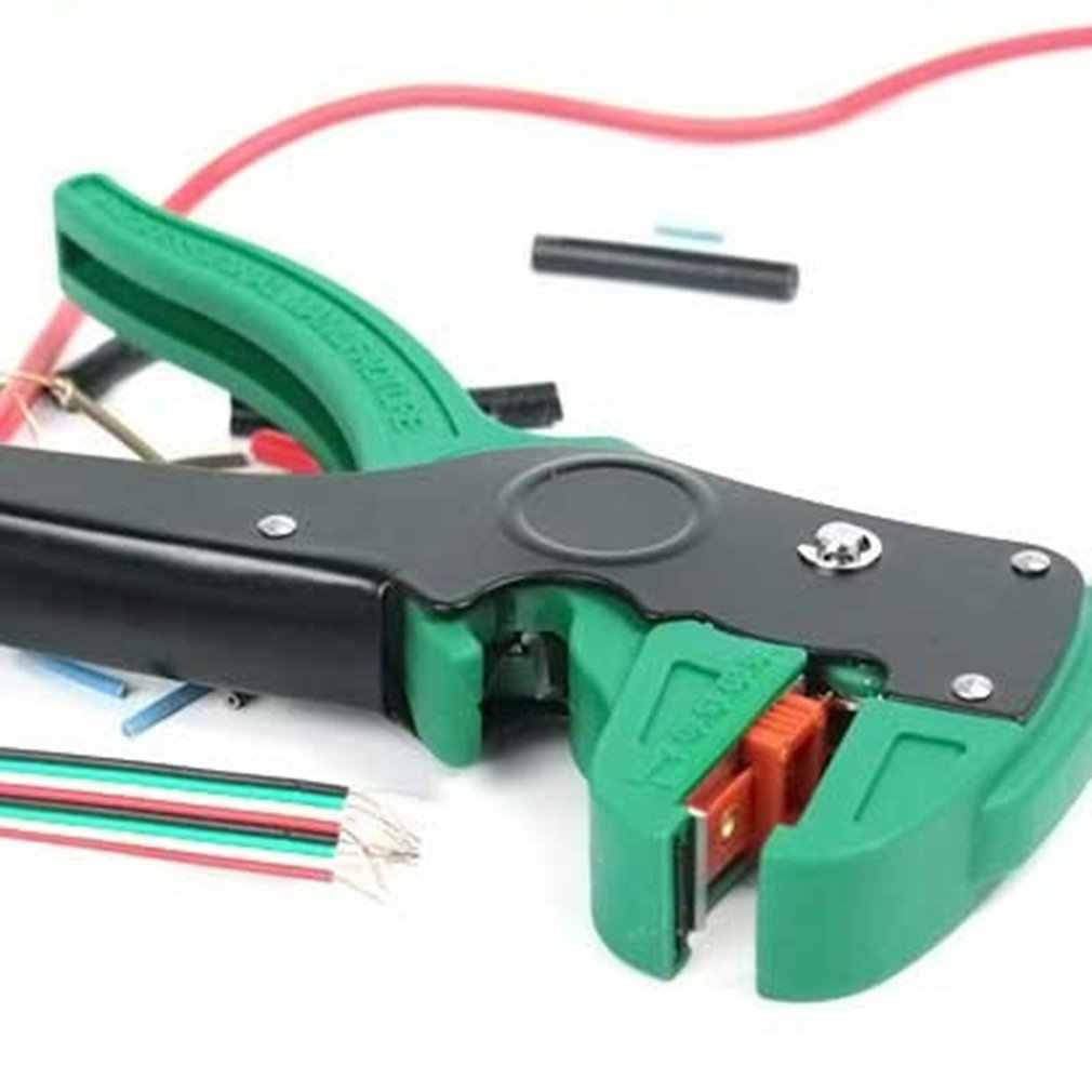 Универсальный инструмент для зачистки проводов плоскогубцы кабель щипцы для зачистки проводов инструменты Утконос Электрический LAOA автоматический