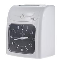Venta Máquina de tarjeta de tiempo de asistencia grabadora de tiempo de empleado electrónico para almacén de
