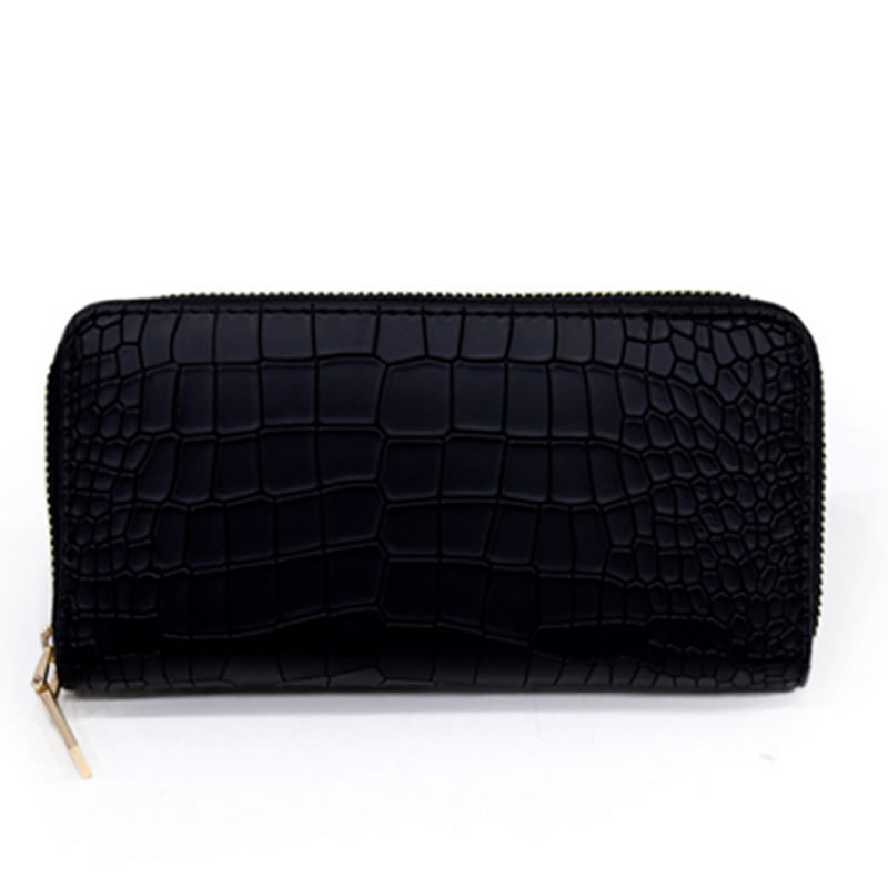 New 2017 Women Purses Alligator Wallet Zipper Clutch Bag Fashion Designer Female Leather Wallets Famous Brand Purse 10pcs m6 16mm m6 16mm 316 ss stainless steel mushroom head sttp screw self tapping screw truss phil screws