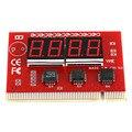 Компьютер Материнская Плата LED 4 Анализ Цифр Диагностический Тест POST Card PCI Высокое Качество
