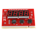 Mãe do computador LED 4 Digit PCI PLACA de Diagnóstico Cartão De Teste de Análise de Alta Qualidade
