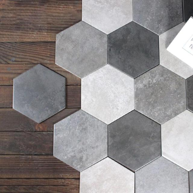 DIY Geometric Concrete Wall Molds TV Background Decoration Clay Brick Craft for Wall Stone Tile Hexagon & DIY Geometric Concrete Wall Molds TV Background Decoration Clay ...