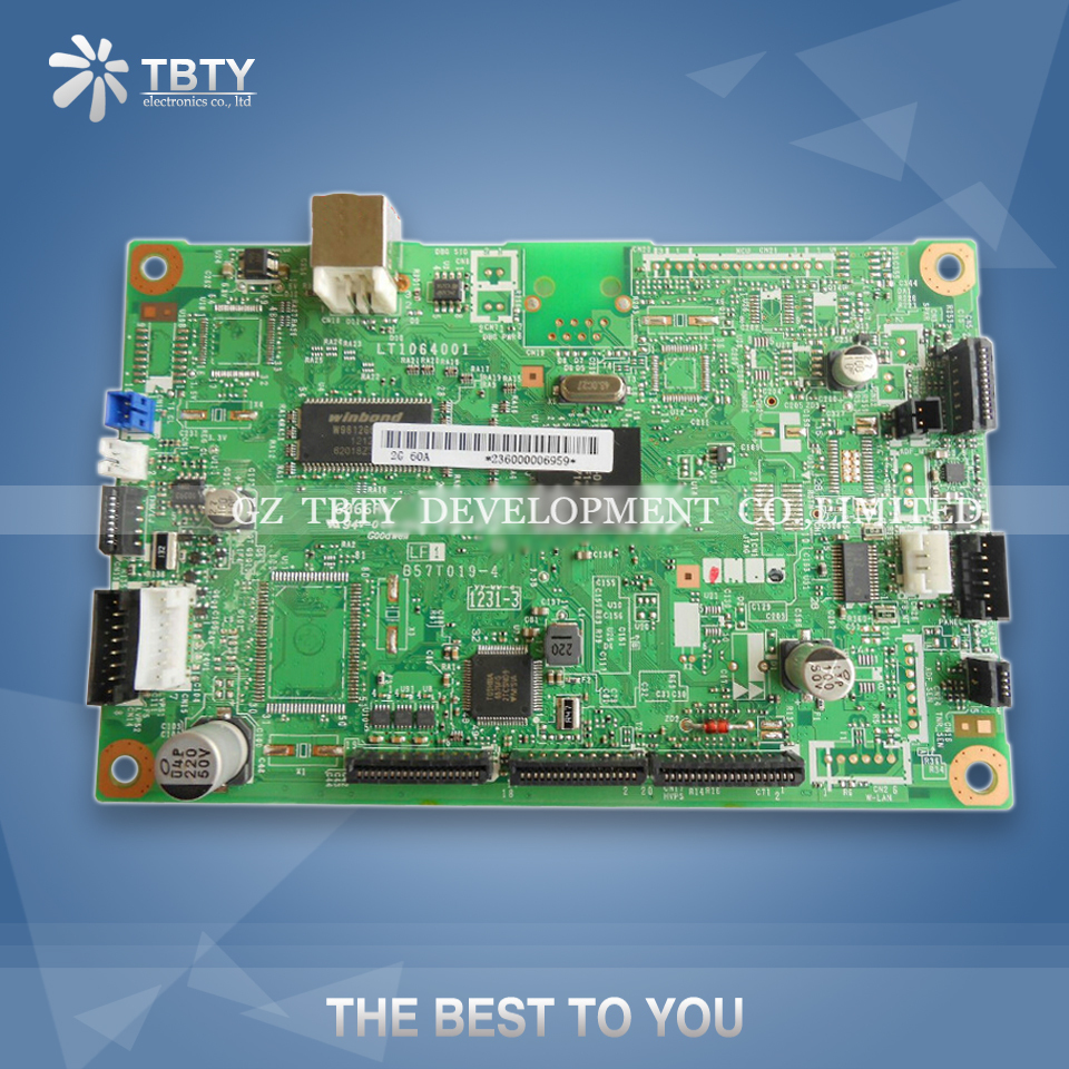 все цены на 100% Test Main Board For Brother 7055 7060 7057 Formatter Board Mainboard On Sale онлайн