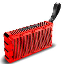 Mini wireless outdoor Portable bluetooth speaker IP67 waterproof high quality stereo track speaker high quality console aluminum speaker stands s19