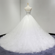 HIRE LNYER Vestidos De Novia 2019 Ball Gown Wedding Dress