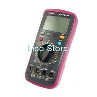 Battery Powered LCD Digital Display Volt Amp Ohm Meter Multimeter