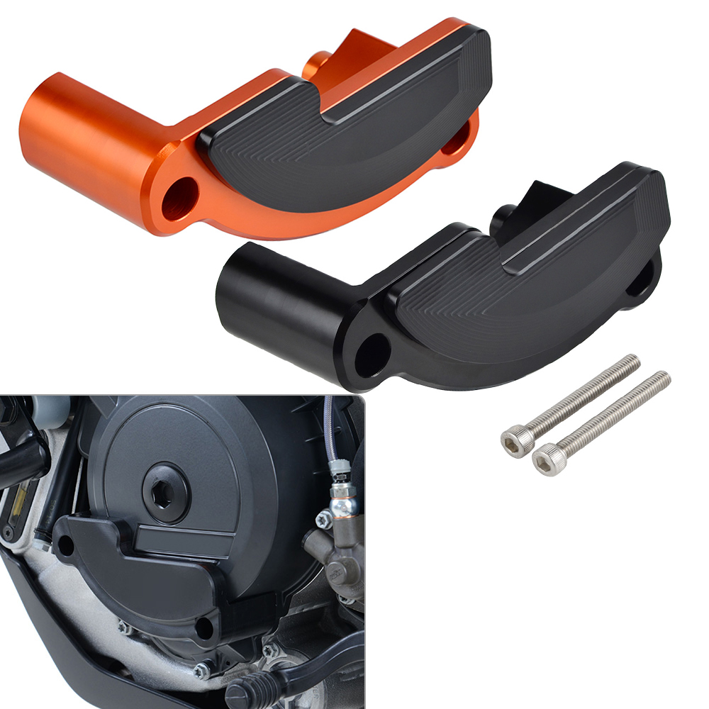 bfdb91a602db3 Motorcycle LHS Left Engine Case Slider Guard Protector for KTM 1290 Super  Adventure & Duke R/GT RC8 RC8R
