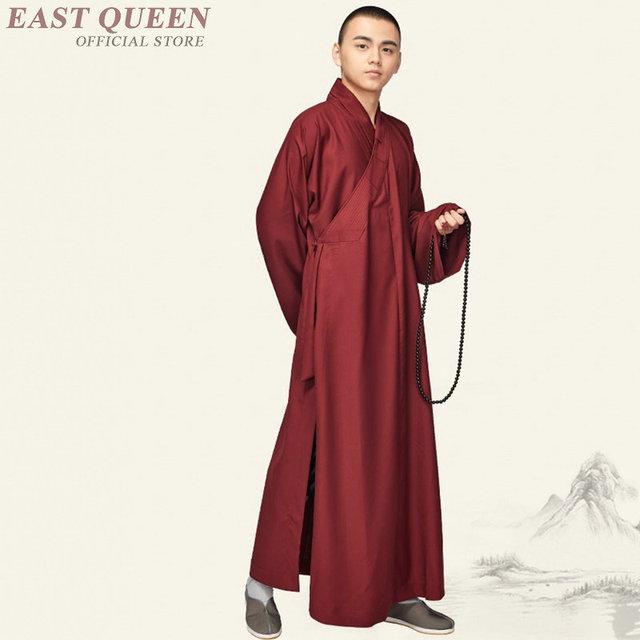 Shaolin monk robes DD391  F