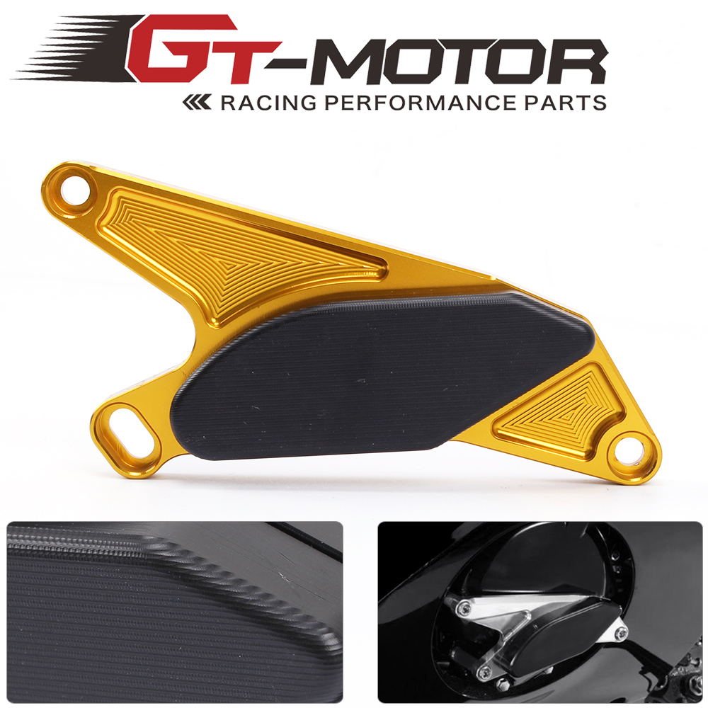 GT motor - Motorcycle gold Guard Cover Slider Protector