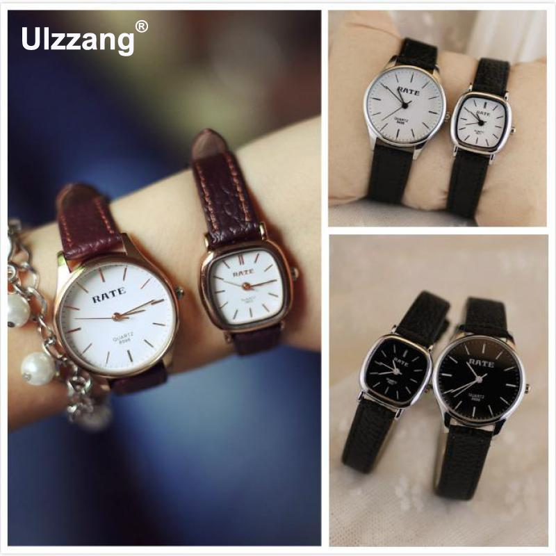 Luxury classic rate brand gold silver genuine leather for Luxury gift for women