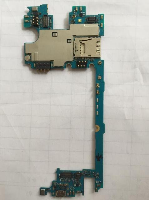 100% trabajo 8g para lg g3 mini d725 mainboard, original para lg g3 mini d725 motherboard prueba 100% & free gratis
