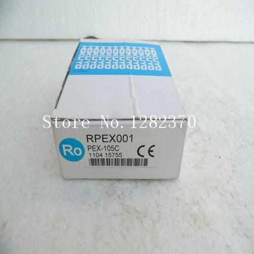 Japan's new original authentic HOKUYO sensor RPEX001 spot PEX-105C genuine [sa] new japanese original authentic takex sensor gs m2crds spot