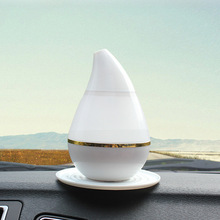 ALDX29-965,free shipping,Automobile water drop type mini USB humidifier car aromatherapy atomizer air purifier