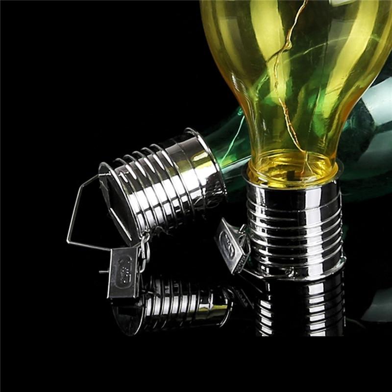 Зеленый Синий Желтый солнечный светильник светодиодный лампы Беспроводной вращающийся Водонепроницаемый Открытый Сад Кемпинг елка висяч...