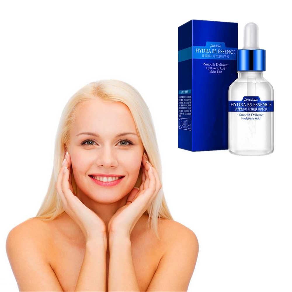 Powerful Anti Aging Anti Wrinkle Whitening Injection Facial Serum Hyaluronic Acid Skin Six Peptides Hydrolyzed Collagen Ser